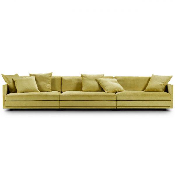Eilersen Great Ash sofa 360x98 cm Bubble II 108