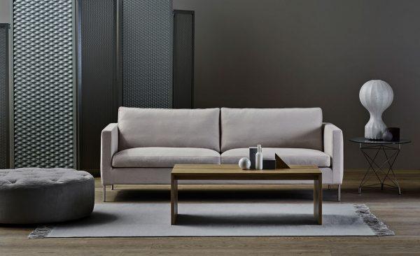 Eilersen - Trenton soffa 220x91 cm Basque 07, miljöbild