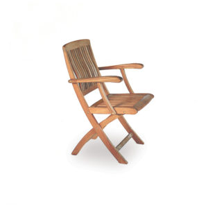 Del Rey Foldable Arm Chair