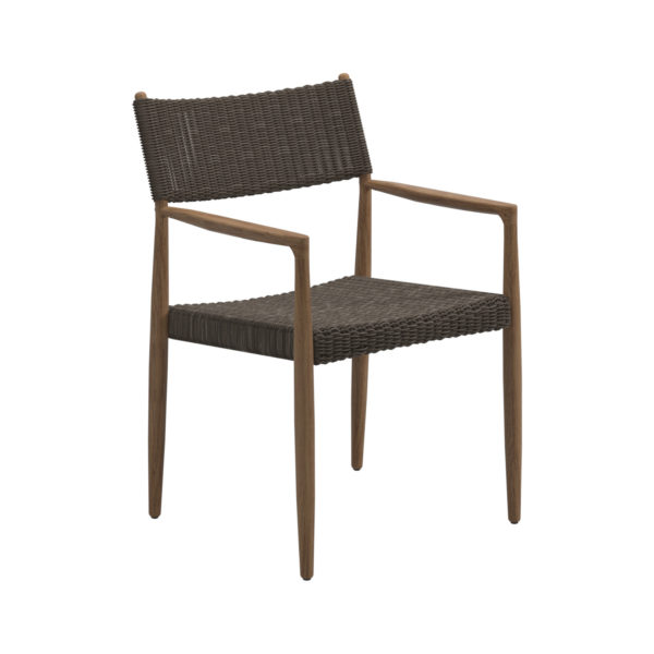 Tundra Dining Chair with Arms