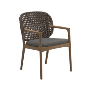Kay Dining Chair with Arms