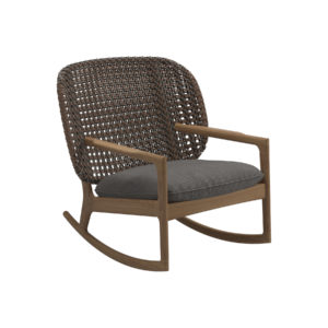 Kay Low Back Rocking Chair