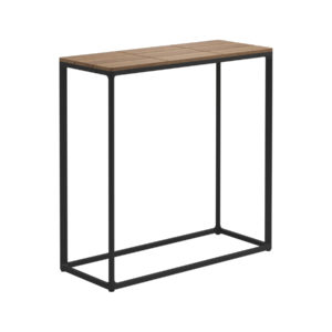 Maya Teak Tall Console Table 75