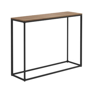 Maya Teak Tall Console Table 100