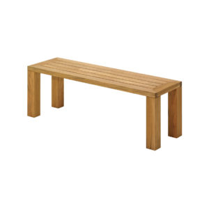 Square Dining Bench Small