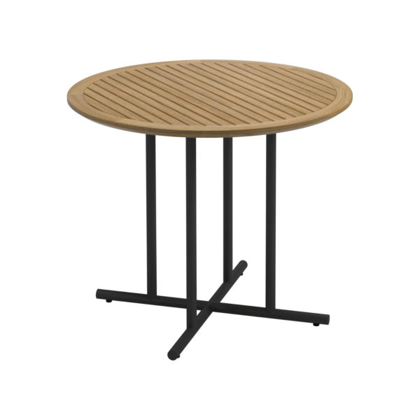 Whirl Teak Dining Table Small