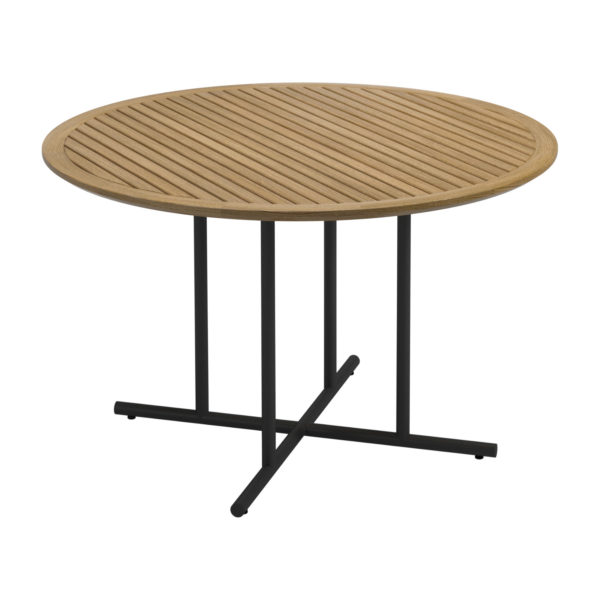 Whirl Teak Dining Table Medium