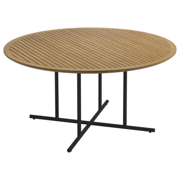 Whirl Teak Dining Table Large