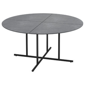 Whirl Ceramic Dining Table Large