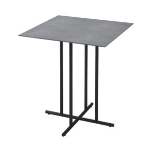 Whirl Ceramic Square Bar Table