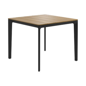 Carver Teak Square Table