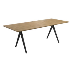Split Teak Table Medium