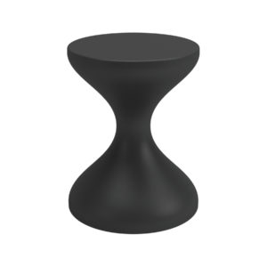 Bells Side Table with Fixed Top