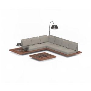 MOZAIX Lounge Set 01