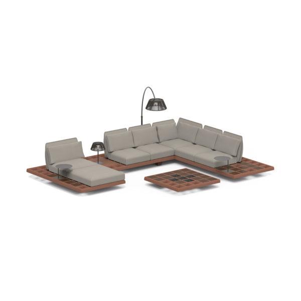 MOZAIX Lounge Set 05