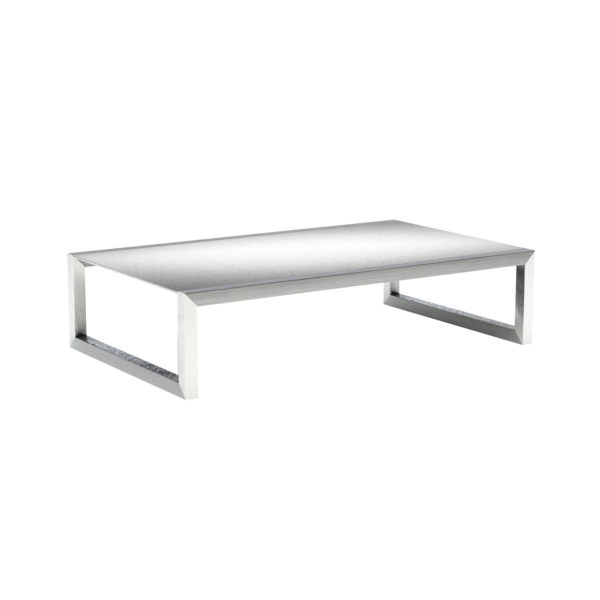 Ninix Glass Low Table