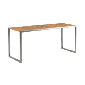 Ninix Teak Bar Table