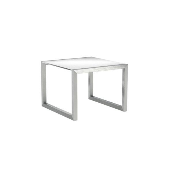 Ninix Glass Side Table