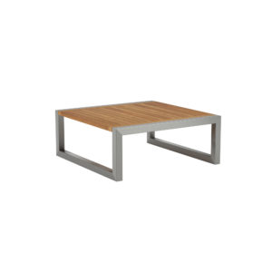 Ninix Teak Low Side Table