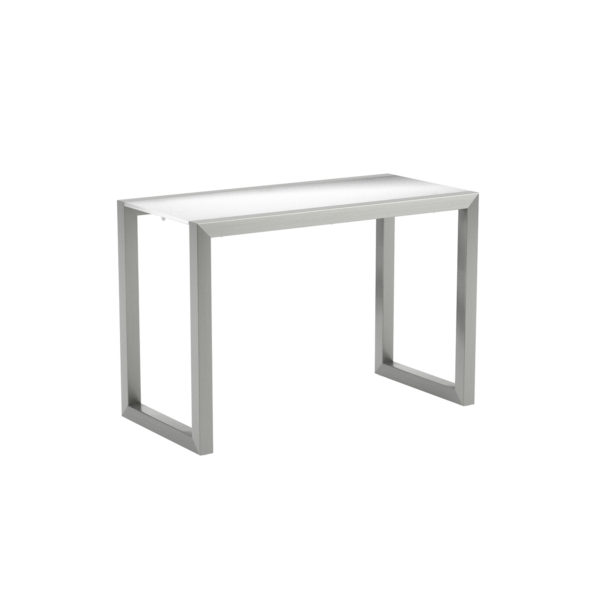 Ninix Lounge Glass Table 40 High