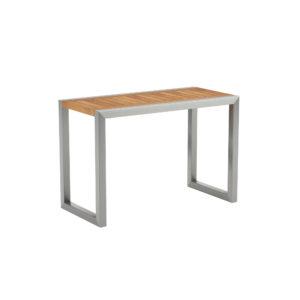 Ninix Lounge Teak Table 40 High