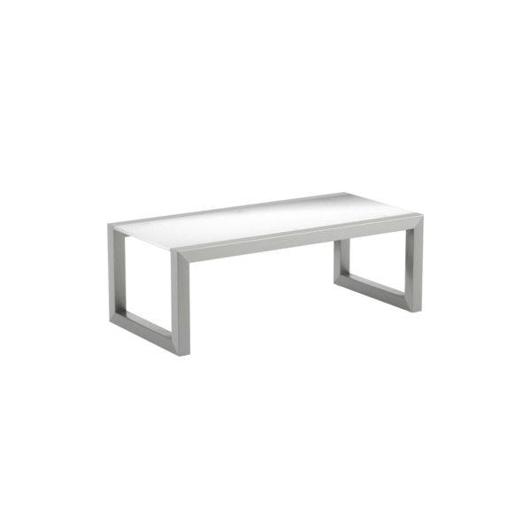 Ninix Lounge Glass Table 40 Low