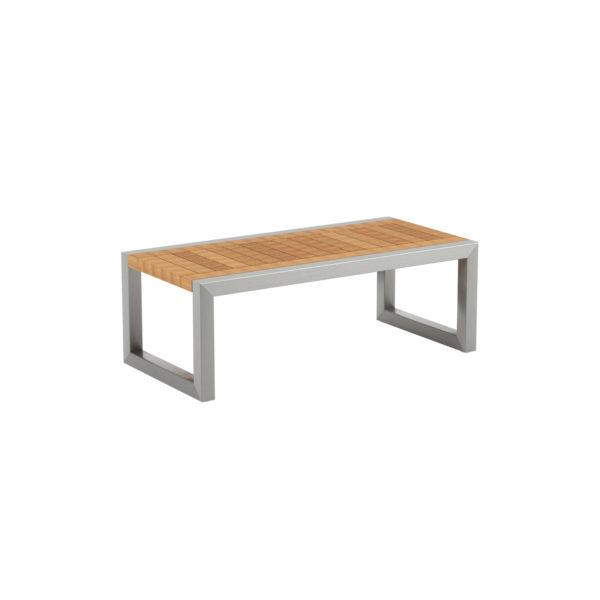 Ninix Lounge Teak Table 40 Low