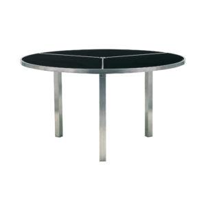 O-Zon Ceramic Round Table 130