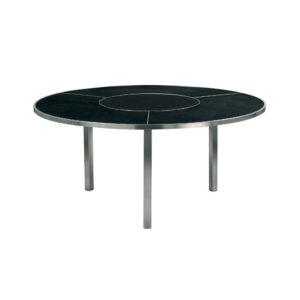 O-Zon Ceramic Round Table 160