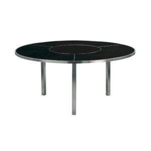 O-Zon Ceramic Round Table 185