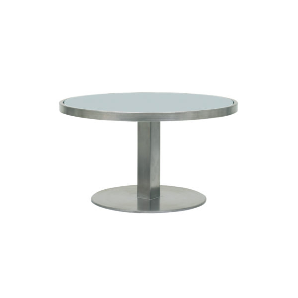 O-Zon Glass Side Table