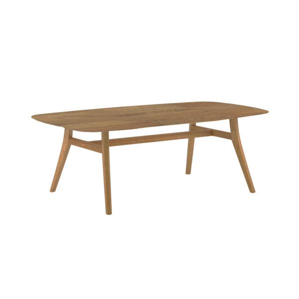 Zidiz Teak Table 220