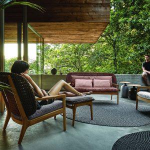 Lounge Fåtöljer