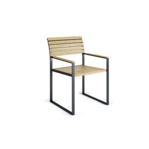 Garden Bistro Arm Chair