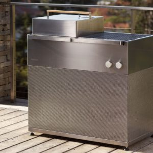Booster BBQ Grill