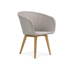 Shell Teak Chair