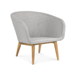 Shell Teak Easy Chair