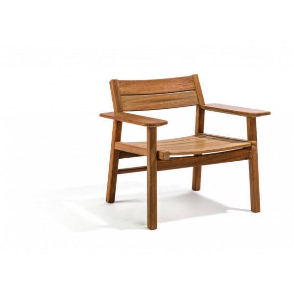 Djurö Teak Lounge Armchair