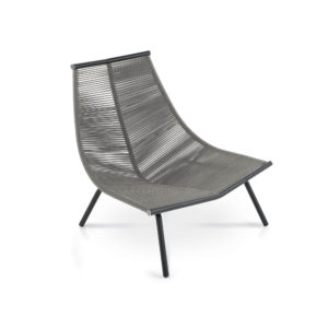 Laze Highback Lounge Chair