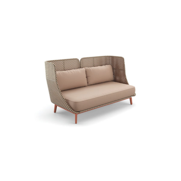 MBARQ High Backrest 3-Seater