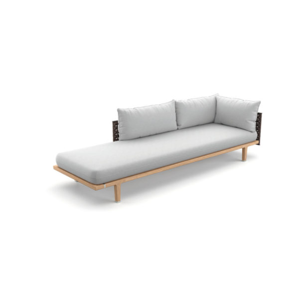SEALINE Extended Daybed Left