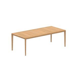 U-NITE Teak Table 100 x 220