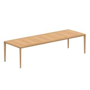 U-NITE Teak Table 100 x 300
